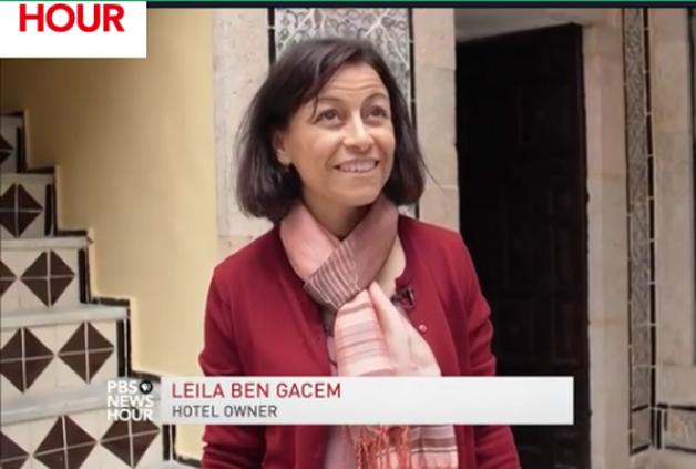 photo of leila ben gacem