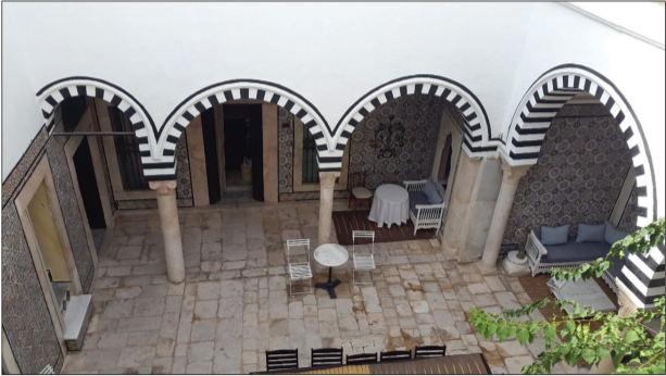 medina's home